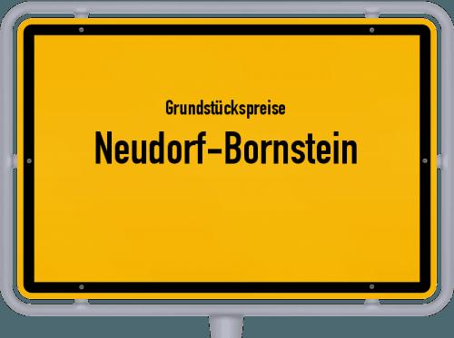 Grundstückspreise Neudorf-Bornstein 2021