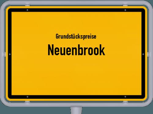 Grundstückspreise Neuenbrook 2021