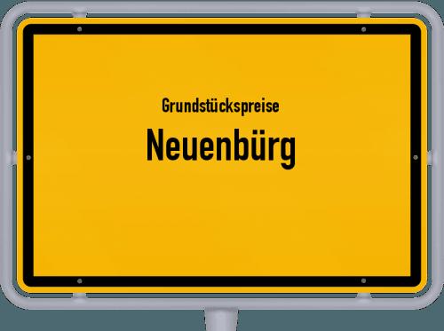 Grundstückspreise Neuenbürg 2021