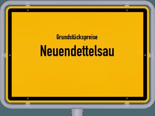 Grundstückspreise Neuendettelsau 2019