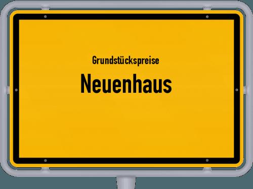 Grundstückspreise Neuenhaus 2019