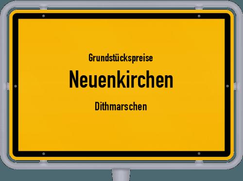Grundstückspreise Neuenkirchen (Dithmarschen) 2021