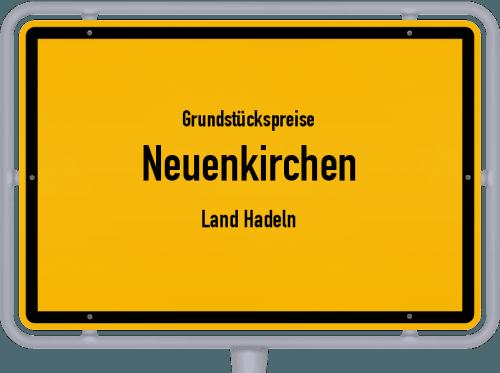 Grundstückspreise Neuenkirchen (Land Hadeln) 2021