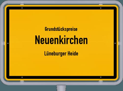 Grundstückspreise Neuenkirchen (Lüneburger Heide) 2019
