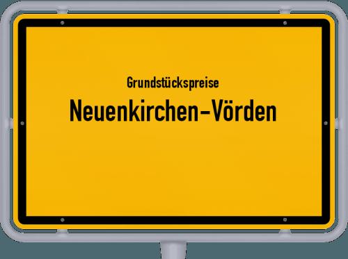 Grundstückspreise Neuenkirchen-Vörden 2021