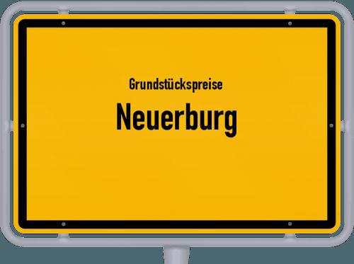 Grundstückspreise Neuerburg 2019