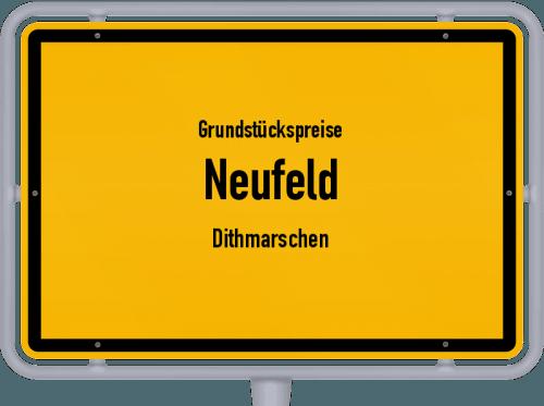 Grundstückspreise Neufeld (Dithmarschen) 2021