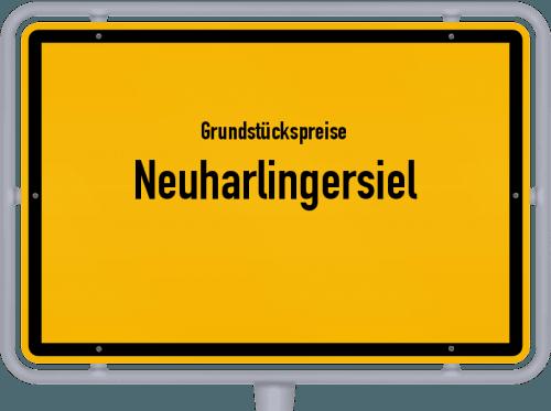 Grundstückspreise Neuharlingersiel 2019