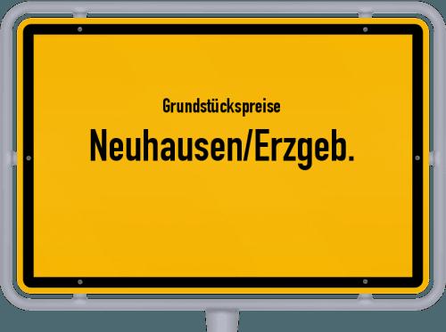 Grundstückspreise Neuhausen/Erzgeb. 2019