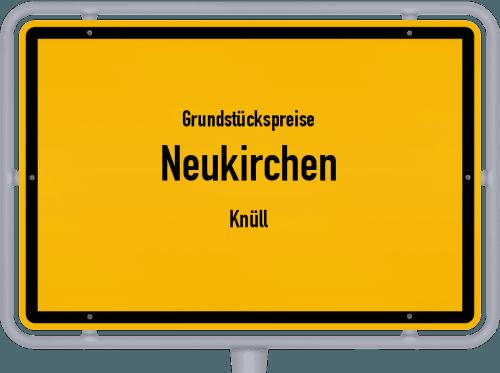 Grundstückspreise Neukirchen (Knüll) 2020