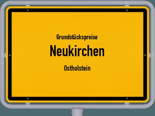Grundstückspreise Neukirchen (Ostholstein) 2021