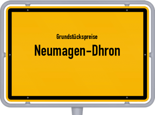 Grundstückspreise Neumagen-Dhron 2019