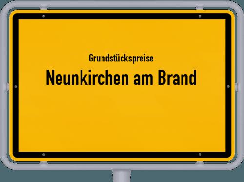 Grundstückspreise Neunkirchen am Brand 2019
