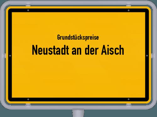 Grundstückspreise Neustadt an der Aisch 2019