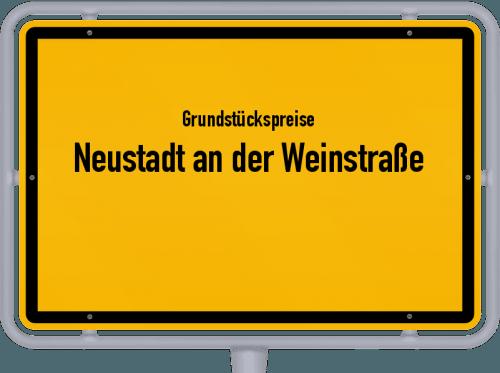 Grundstückspreise Neustadt an der Weinstraße 2019