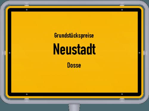 Grundstückspreise Neustadt (Dosse) 2021