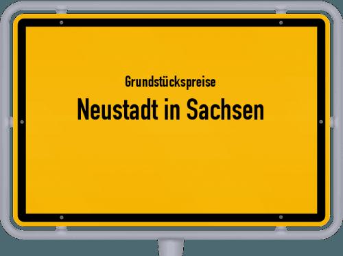 Grundstückspreise Neustadt in Sachsen 2019