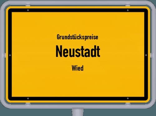 Grundstückspreise Neustadt (Wied) 2019