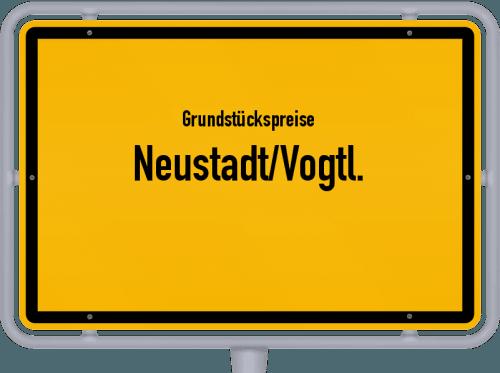Grundstückspreise Neustadt/Vogtl. 2019