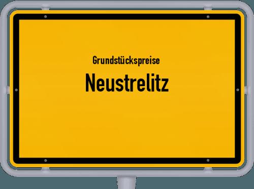 Grundstückspreise Neustrelitz 2021