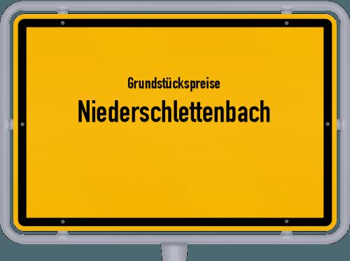 Grundstückspreise Niederschlettenbach 2019
