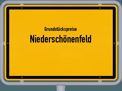 Grundstückspreise Niederschönenfeld 2019