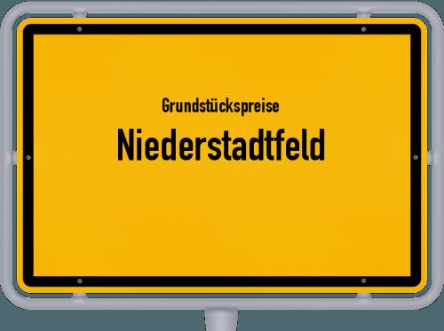 Grundstückspreise Niederstadtfeld 2019
