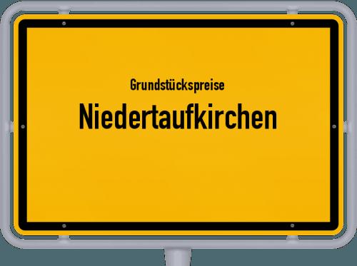 Grundstückspreise Niedertaufkirchen 2021