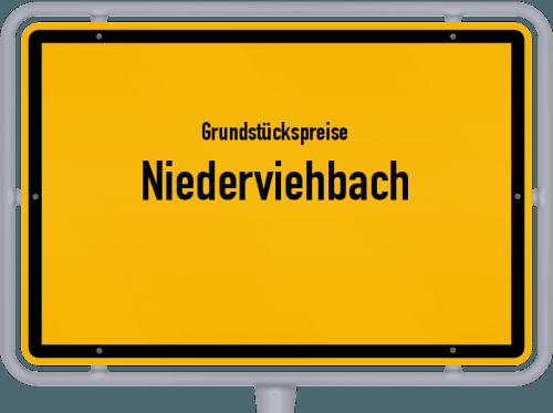 Grundstückspreise Niederviehbach 2021