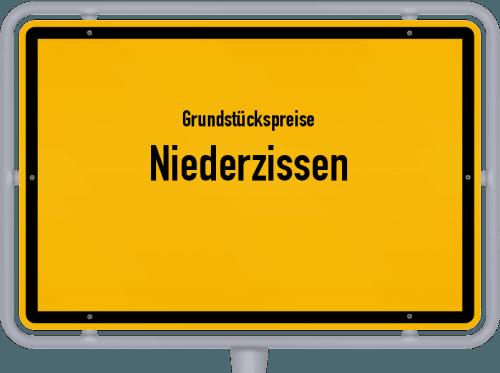 Grundstückspreise Niederzissen 2019