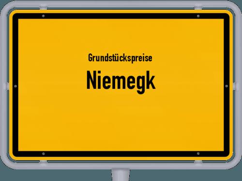 Grundstückspreise Niemegk 2021