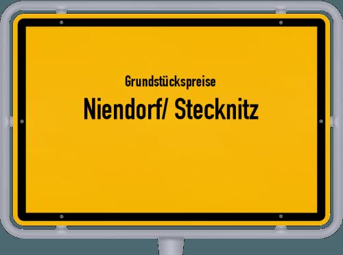 Grundstückspreise Niendorf/ Stecknitz 2021