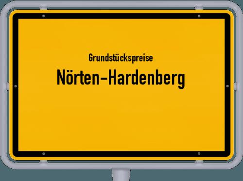 Grundstückspreise Nörten-Hardenberg 2021