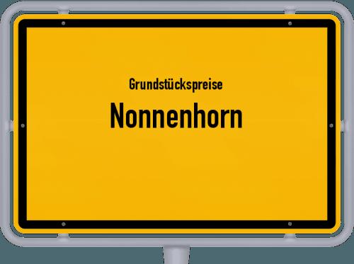 Grundstückspreise Nonnenhorn 2019