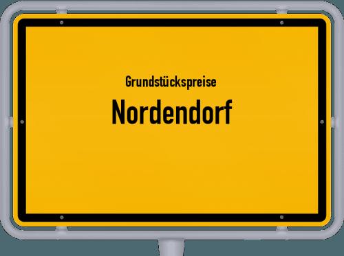 Grundstückspreise Nordendorf 2019