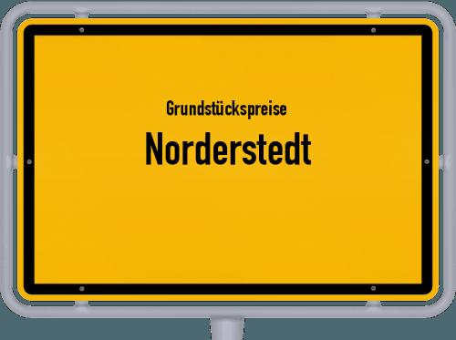 Grundstückspreise Norderstedt 2021