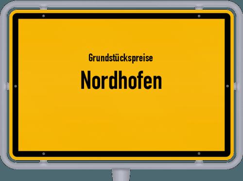 Grundstückspreise Nordhofen 2019