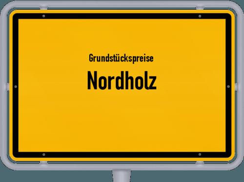 Grundstückspreise Nordholz 2019