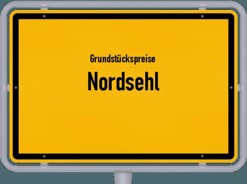 Grundstückspreise Nordsehl 2021