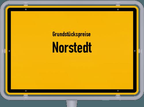 Grundstückspreise Norstedt 2021