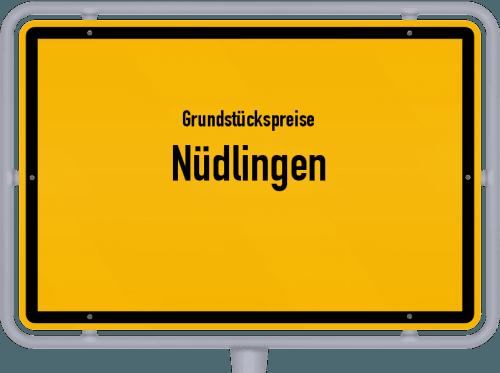 Grundstückspreise Nüdlingen 2019