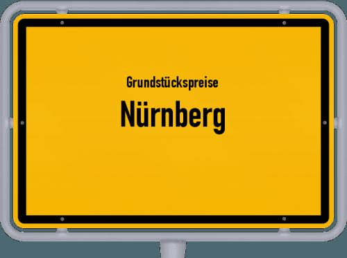 Grundstückspreise Nürnberg 2020