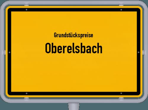 Grundstückspreise Oberelsbach 2019