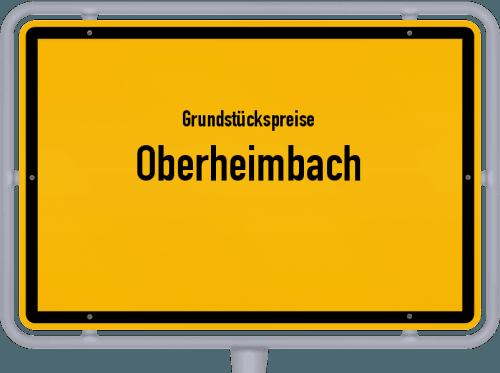 Grundstückspreise Oberheimbach 2019