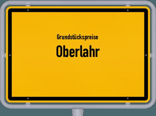 Grundstückspreise Oberlahr 2019