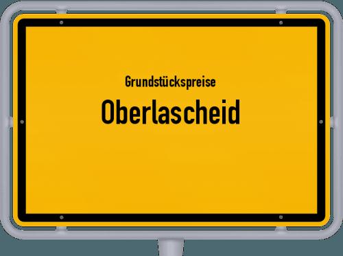 Grundstückspreise Oberlascheid 2019