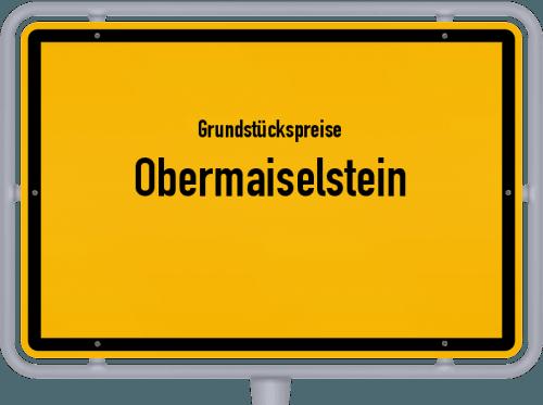 Grundstückspreise Obermaiselstein 2019