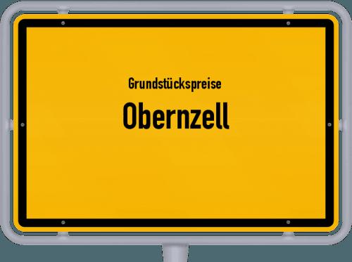Grundstückspreise Obernzell 2019