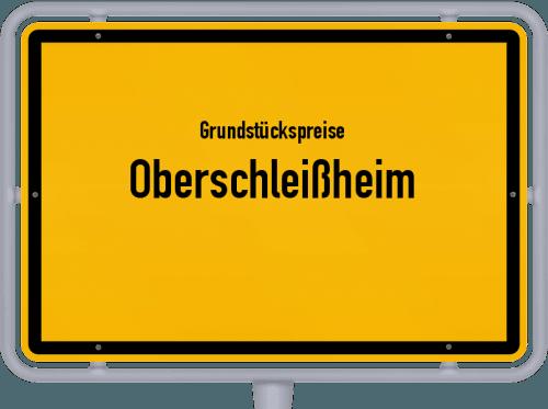 Grundstückspreise Oberschleißheim 2019