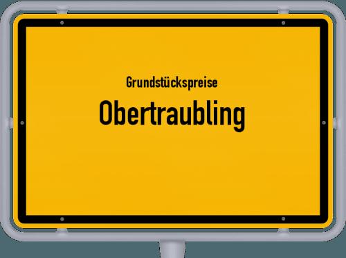 Grundstückspreise Obertraubling 2019